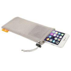 iSaprio Univerzální pouzdro / kapsa na mobil Nylon Haweel šedá
