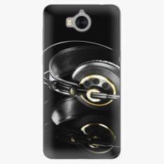 iSaprio Plastový kryt - Headphones 02 - Huawei Y5 2017 / Y6 2017