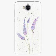 iSaprio Plastový kryt - Lavender - Huawei Y5 2017 / Y6 2017