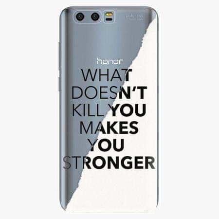 iSaprio Silikonové pouzdro - Makes You Stronger - Huawei Honor 9