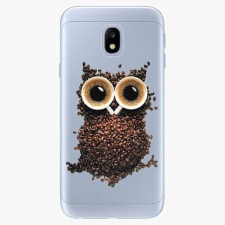 iSaprio Plastový kryt - Owl And Coffee - Samsung Galaxy J3 2017