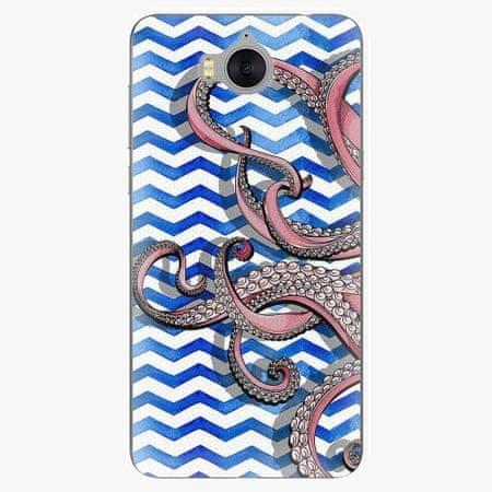 iSaprio Plastový kryt - Octopus - Huawei Y5 2017 / Y6 2017