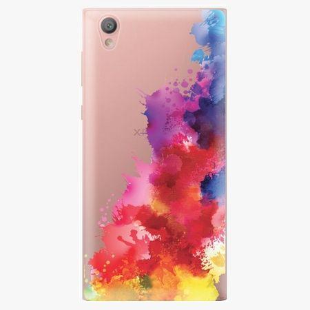 iSaprio Plastový kryt - Color Splash 01 - Sony Xperia L1