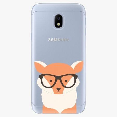 iSaprio Plastový kryt - Orange Fox - Samsung Galaxy J3 2017