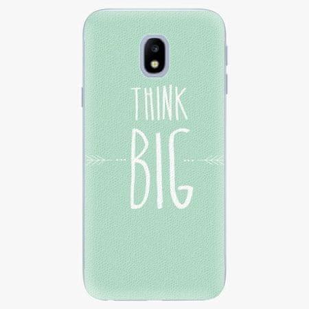 iSaprio Silikonové pouzdro - Think Big - Samsung Galaxy J3 2017