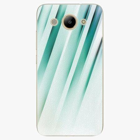 iSaprio Plastový kryt - Stripes of Glass - Huawei Y3 2017