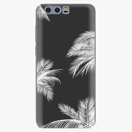 iSaprio Silikonové pouzdro - White Palm - Huawei Honor 9