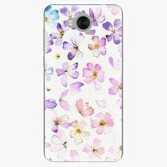 iSaprio Plastový kryt - Wildflowers - Huawei Y5 2017 / Y6 2017
