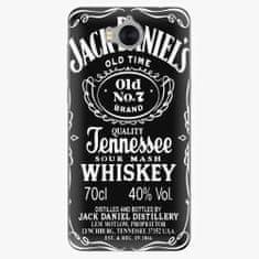 iSaprio Silikonové pouzdro - Jack Daniels - Huawei Y5 2017 / Y6 2017