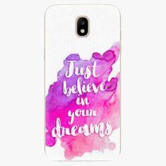 iSaprio Plastový kryt - Believe - Samsung Galaxy J5 2017