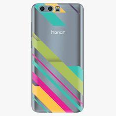 iSaprio Plastový kryt - Color Stripes 03 - Huawei Honor 9