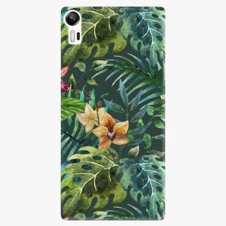 iSaprio Plastový kryt - Tropical Green 02 - Lenovo Vibe Shot
