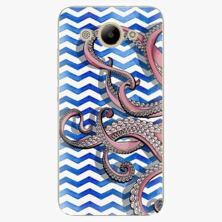iSaprio Plastový kryt - Octopus - Huawei Y3 2017