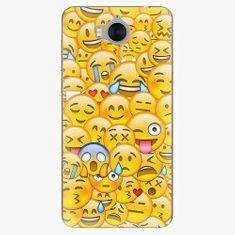 iSaprio Plastový kryt - Emoji - Huawei Y5 2017 / Y6 2017