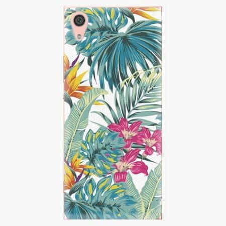iSaprio Plastový kryt - Tropical White 03 - Sony Xperia XA1