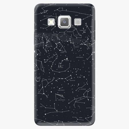 iSaprio Plastový kryt - Night Sky 01 - Samsung Galaxy A3