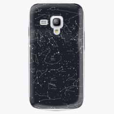 iSaprio Plastový kryt - Night Sky 01 - Samsung Galaxy S3 Mini