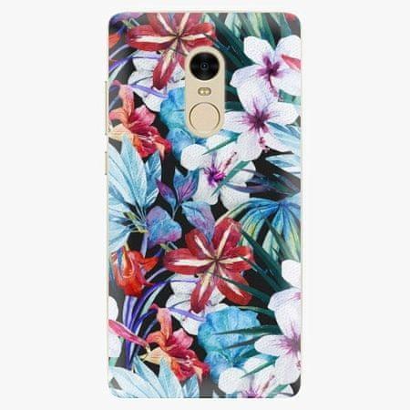 iSaprio Plastový kryt - Tropical Flowers 05 - Xiaomi Redmi Note 4