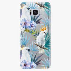 iSaprio Plastový kryt - Parrot Pattern 01 - Samsung Galaxy S8
