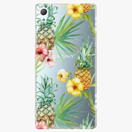 iSaprio Plastový kryt - Pineapple Pattern 02 - Sony Xperia Z3+ / Z4