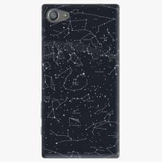 iSaprio Plastový kryt - Night Sky 01 - Sony Xperia Z5 Compact