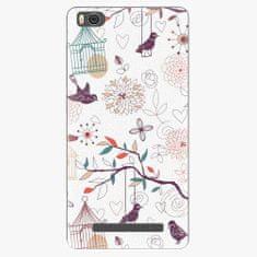 iSaprio Plastový kryt - Birds - Xiaomi Mi4C
