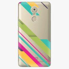 iSaprio Plastový kryt - Color Stripes 03 - Lenovo K6 Note