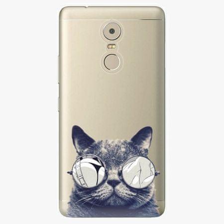 iSaprio Plastový kryt - Crazy Cat 01 - Lenovo K6 Note