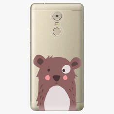 iSaprio Plastový kryt - Brown Bear - Lenovo K6 Note