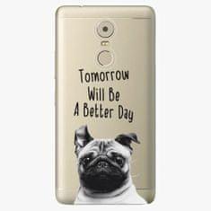 iSaprio Plastový kryt - Better Day 01 - Lenovo K6 Note