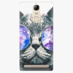 iSaprio Plastový kryt - Galaxy Cat - Lenovo K5 Note