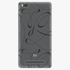 iSaprio Plastový kryt - Fancy - black - Xiaomi Mi4C