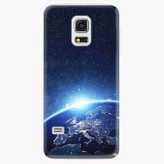 iSaprio Plastový kryt - Earth at Night - Samsung Galaxy S5 Mini