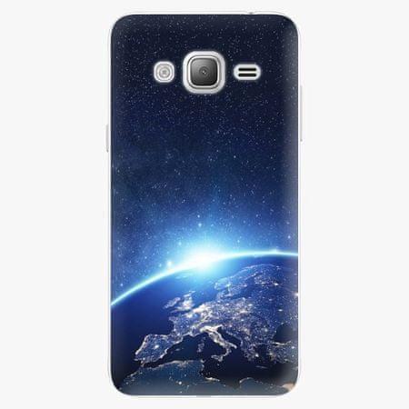 iSaprio Plastový kryt - Earth at Night - Samsung Galaxy J3 2016