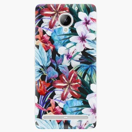 iSaprio Plastový kryt - Tropical Flowers 05 - Lenovo C2