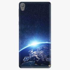 iSaprio Plastový kryt - Earth at Night - Sony Xperia E5