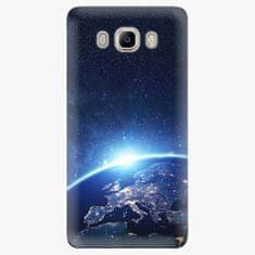 iSaprio Plastový kryt - Earth at Night - Samsung Galaxy J7 2016