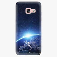 iSaprio Plastový kryt - Earth at Night - Samsung Galaxy A3 2017