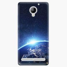 iSaprio Plastový kryt - Earth at Night - Lenovo C2