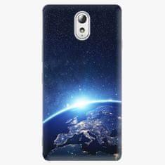 iSaprio Plastový kryt - Earth at Night - Lenovo P1m