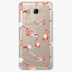 iSaprio Plastový kryt - Flami Pattern 01 - Samsung Galaxy J7 2016