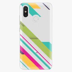 iSaprio Plastový kryt - Color Stripes 03 - Xiaomi Mi 8