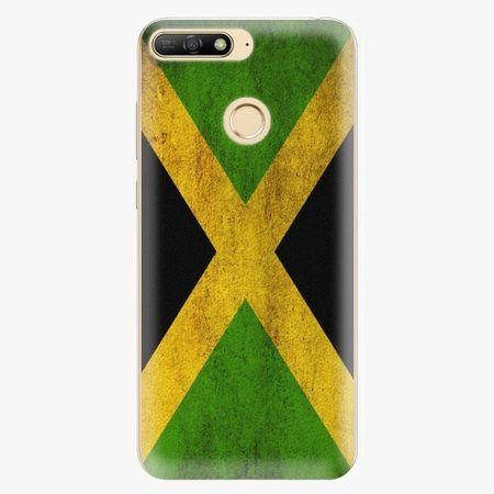 iSaprio Plastový kryt - Flag of Jamaica - Huawei Y6 Prime 2018