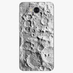 iSaprio Silikonové pouzdro - Moon Surface - Huawei Y5 2017 / Y6 2017