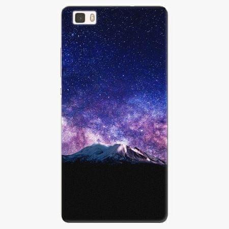 iSaprio Silikonové pouzdro - Milky Way - Huawei Ascend P8 Lite