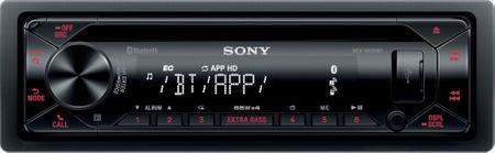 Sony avtoradio MEX-N4300BT