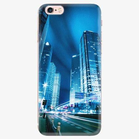 iSaprio Plastový kryt - Night City Blue - iPhone 7 Plus