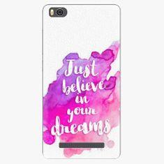 iSaprio Plastový kryt - Believe - Xiaomi Mi4C