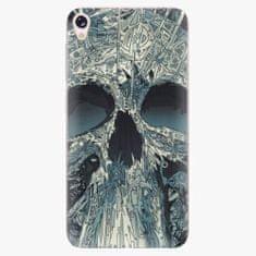 iSaprio Plastový kryt - Abstract Skull - Asus ZenFone Live ZB501KL