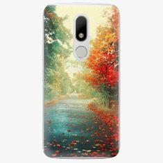 iSaprio Plastový kryt - Autumn 03 - Lenovo Moto M